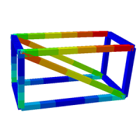 abaqus-tutorial-basic-beam-elements